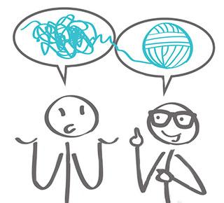 Coaching structuration d'idées